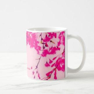 sakura, (c)Naomi Ibuki Basic White Mug
