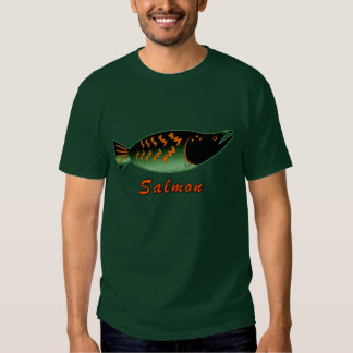 Salmon in Style T-Shirt
