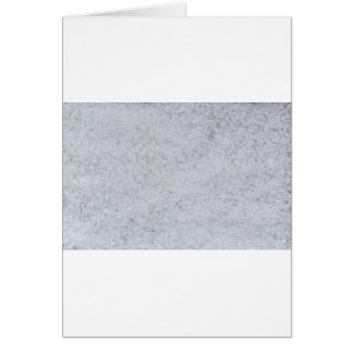 Salt macro as background structure greeting card