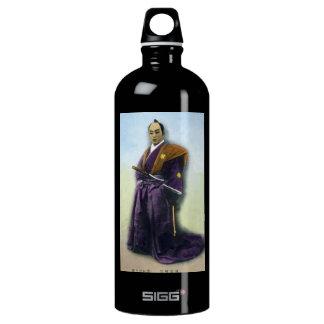 Samurai VIntage Japanese 侍 SIGG Traveller 1.0L Water Bottle