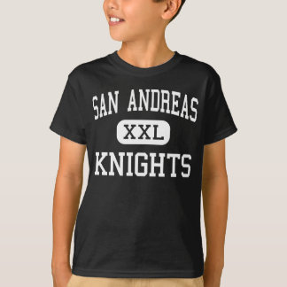 San Andreas - Knights - High - Hollister T Shirts