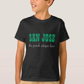 SAN JOSE, the puck stops here Shirt