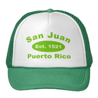San Juan, Puerto Rico Cap