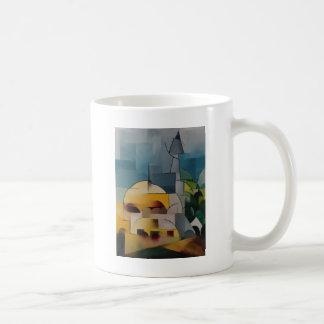Sand Tower Basic White Mug