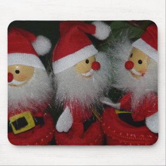Santa Crafts Dolls Gifts for Santa Collectors Mouse Pad