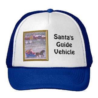 Santa is on his way cap