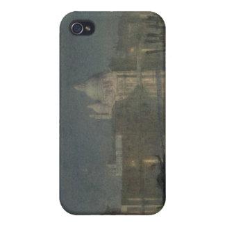 Santa Maria Della Salute, Venice, Moonlight, 1863 iPhone 4/4S Covers