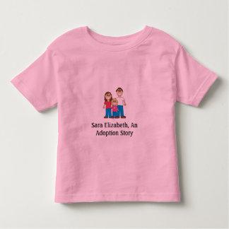 Sara Elizabeth, An Adoption Story T-shirt