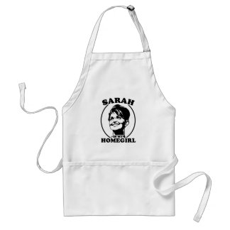 Sarah Palin is my homegirl Standard Apron
