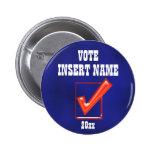 Sarah Palin president 2012 CUSTOMIZE 6 Cm Round Badge