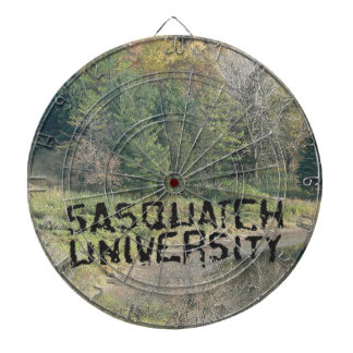 Sasquatch University - Multiple Products Dart Board