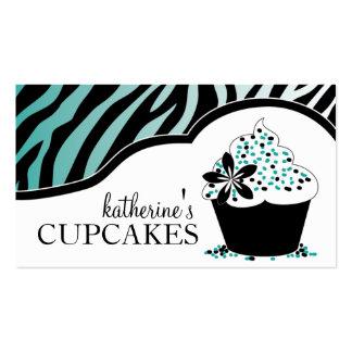 Sassy Cupcake Business Cards