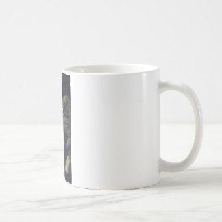 Saturn Devouring His Son Basic White Mug
