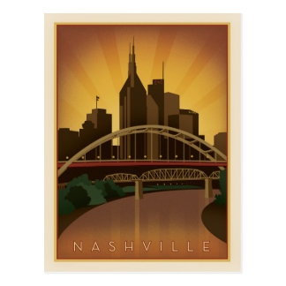 Save the Date | Nashville, TN - Legacy Bridges Postcard
