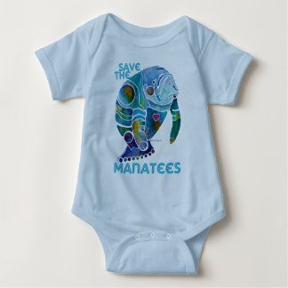 Save The Manatee Shirt
