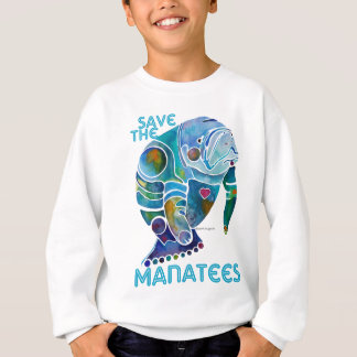 Save The Manatee Tee Shirt