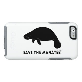 Save the Manatees! OtterBox iPhone 6/6s Case
