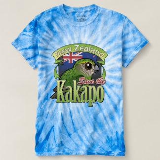 Save the New Zealand Kakapo T Shirts