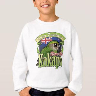 Save the New Zealand Kakapo Tees