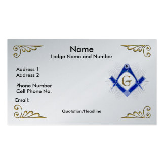 SC Starburst Business/Profile card Pack Of Standard Business Cards