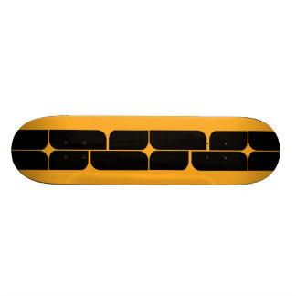 Schizm Ebony (Amber) Skateboard Deck