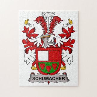 Schumacher Family Crest Puzzle