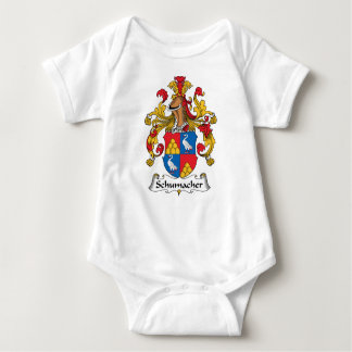Schumacher Family Crest T Shirts