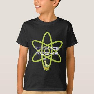Science Rocks Atom and Beaker Tee Shirt