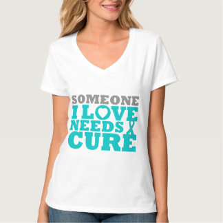 Scleroderma Someone I Love Needs A Cure T Shirts