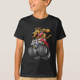 Scooby Doo Monster Truck1 T Shirts