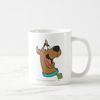 Scooby Doo Pose 85 Basic White Mug