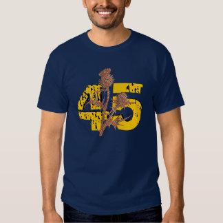 Scottish Independence 45 Thistle T-Shirt