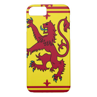 Scottish Royal Arms Flag -.png iPhone 7 Case