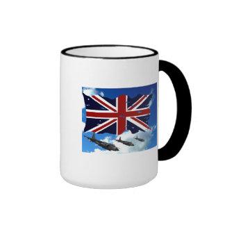 Sea Harriers Ringer Mug
