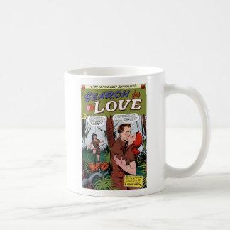 Search for Love #2 Coffee Mug