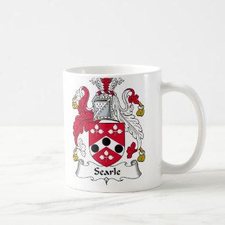 Searle Family Crest Basic White Mug