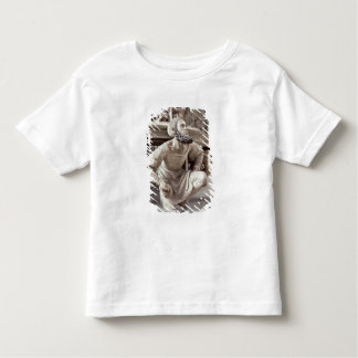 Self portrait of Adam Krafft , stone sculpture Tshirts