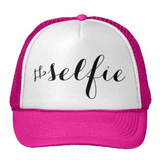 #selfie cap