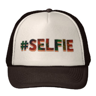 #Selfie Hat