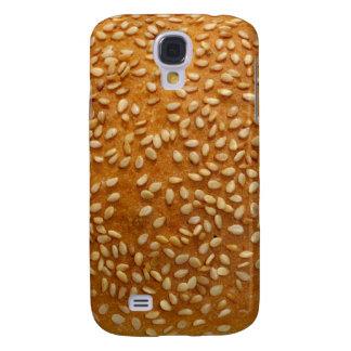 Sesame Bun Galaxy S4 Case