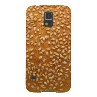 Sesame Bun Galaxy S5 Cases