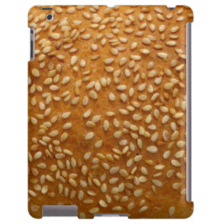 Sesame Bun iPad Case
