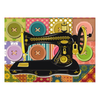 Sewing - HANDMADE By Pack Of Chubby Business Cards