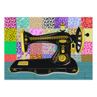Sewing / Seamstress / Fashion - SRF Pack Of Chubby Business Cards
