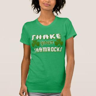 Shake Your Shamrocks Tshirts