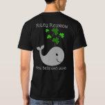 Shamrock Whale Men's T-Shirt