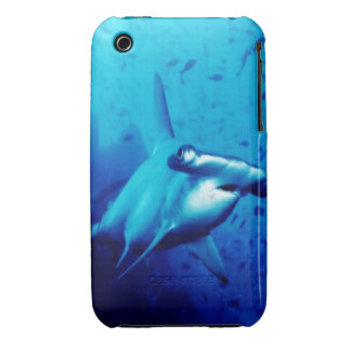 Shark iPhone 3 cover