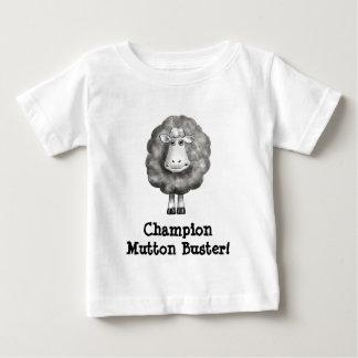 Sheep: CHAMPION MUTTON BUSTER KIDS SHIRT