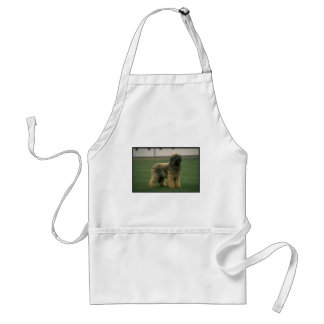 Sheep Dog Picture Standard Apron