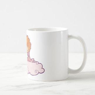 Sheepy Basic White Mug
